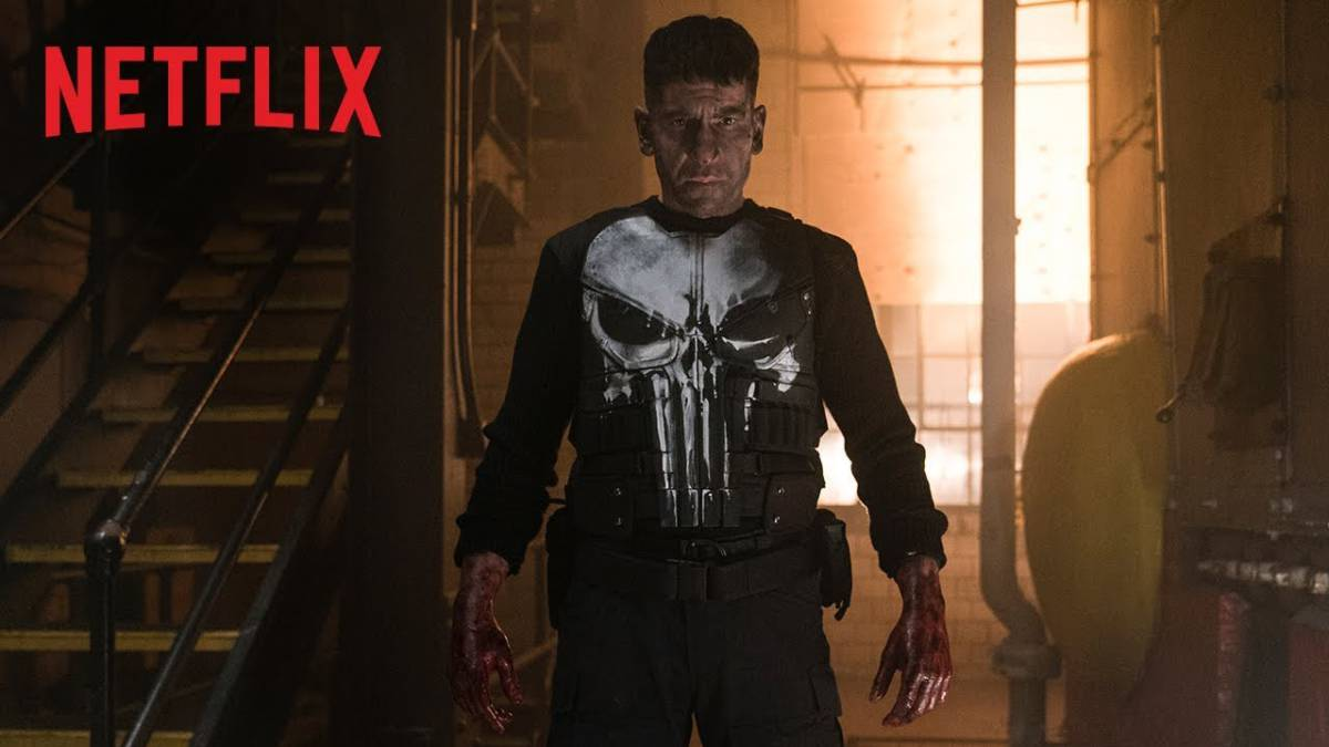 Jon Bernthal en The Punisher